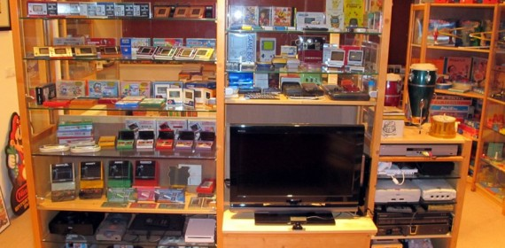 Gaming Consoles Galore!