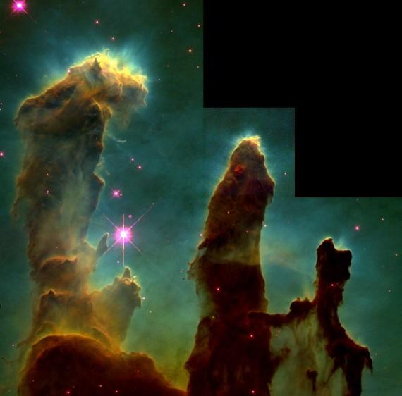 M16 Pillars of Creation